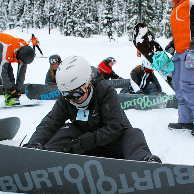 Picture of Holiday Camp - Intermediate/Advanced (Snowboard, Ages 4-14)