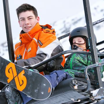 Picture of Holiday Camp - Beginners (Snowboard, Ages 4-14)