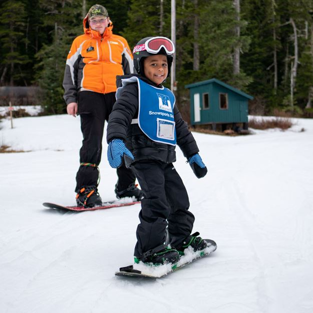 Picture of Little Rippers (Snowboard, Ages 4-6)