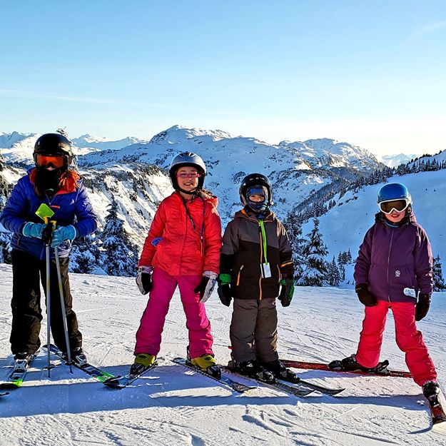 Picture of Powder Pilots (Ski, Ages 5-7)